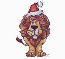 Lion Christmas by Traci VanWagoner