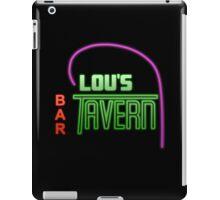 Lou's Tavern  iPad Case/Skin