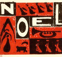 Noel Red by ImagineThatNYC