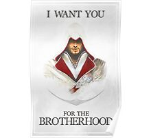 I want you for the Brotherhood Poster