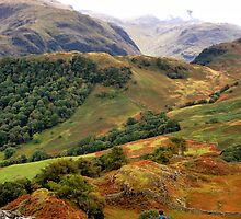 Lake District Views by cairnstoner