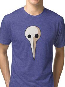 Sachiel Face - Evangelion Tri-blend T-Shirt