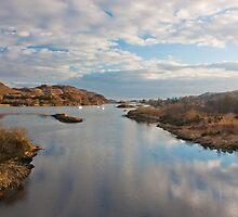 Clachan Sound by christymcnutt