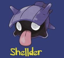 Shellder Typo by Stephen Dwyer
