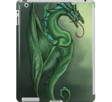 Green Wyrm iPad Case/Skin