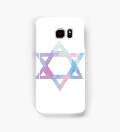 Jewish star  Samsung Galaxy Case/Skin