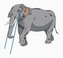 Mutant Elephant  by sosimplex