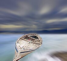 The flying boat by GLart