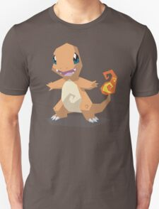 Cutout Charmander T-Shirt