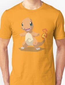 Cutout Charmander T-Shirt