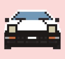 Pixel AE86 One Piece - Long Sleeve