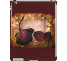 Vintage Petal Play iPad Case/Skin