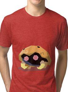 Cutout Kabuto Tri-blend T-Shirt
