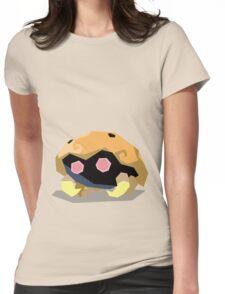 Cutout Kabuto Womens Fitted T-Shirt