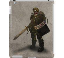 The Knight_present iPad Case/Skin