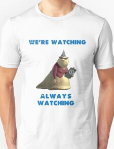 Monsters Inc NSA T-Shirt