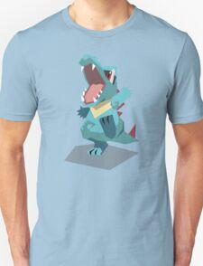 Cutout Totodile T-Shirt