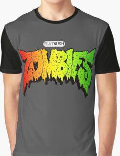 Flatbush Zombies FBZ Black Graphic T-Shirt