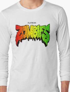 Flatbush Zombies FBZ Black Long Sleeve T-Shirt