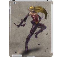 The Elf_Present iPad Case/Skin