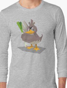 Cutout Farfetch'd Long Sleeve T-Shirt