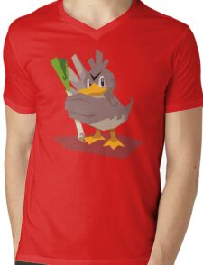 Cutout Farfetch'd Mens V-Neck T-Shirt