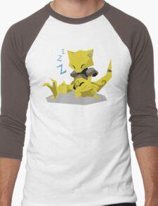 Cutout Abra Men's Baseball ¾ T-Shirt