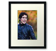 Peter Gadiot Framed Print