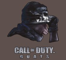 Call of duty - goats edition by erndub