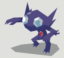 Cutout Sableye by Avertis