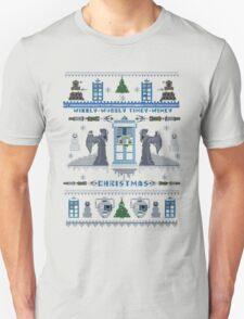 Ugly Christmas Shirt Doctor Who - Ugly Christmas Sweate T-Shirt