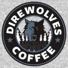 Direwolves Coffee by Ramiartdesigns