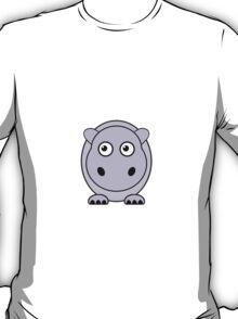 Little Cute Hippopotamus T-Shirt