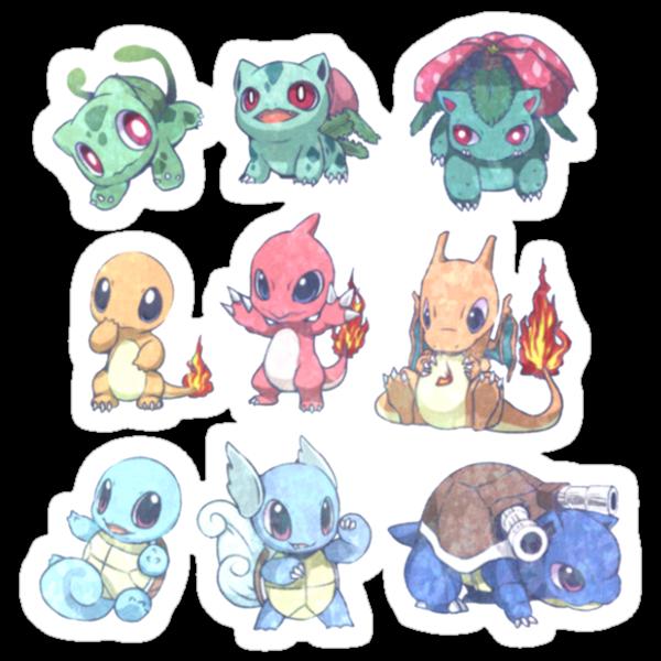 Pokemon by Ramiartdesigns