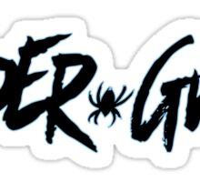 Spider Gwen Logo Sticker