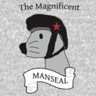The Magnificent Manseal by TheGrimHeapr