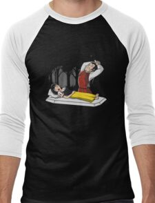 Fairy Tales Fiction Men's Baseball ¾ T-Shirt