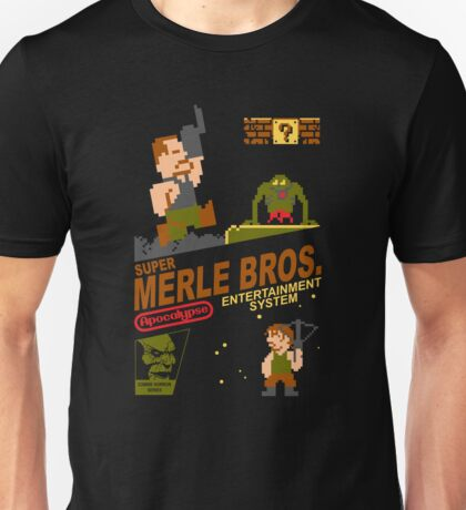 Super Merle Brothers Unisex T-Shirt