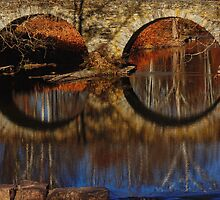 Boundless Vision-Stone Arch Bridge by PineSinger