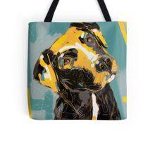 Dog Boris Tote Bag