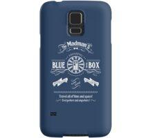 The Madmans's Blue Box Samsung Galaxy Case/Skin