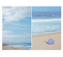 March Diptych 2014 Photographic Print