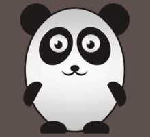 Little Cute Panda Kids Clothes