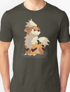 Cutout Growlithe T-Shirt