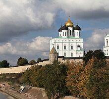 Kremlin by mrivserg