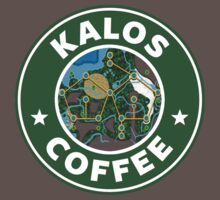 Kalos Coffe Green by Ramiartdesigns