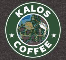 Kalos Coffe Green by Ramiartdesigns