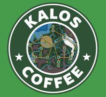 Kalos Coffe Green One Piece - Short Sleeve