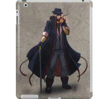 The Sorcerer_Present iPad Case/Skin