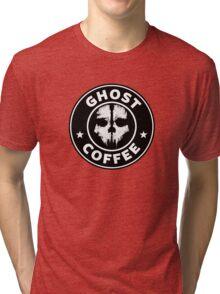 Ghost Coffee 2 Tri-blend T-Shirt